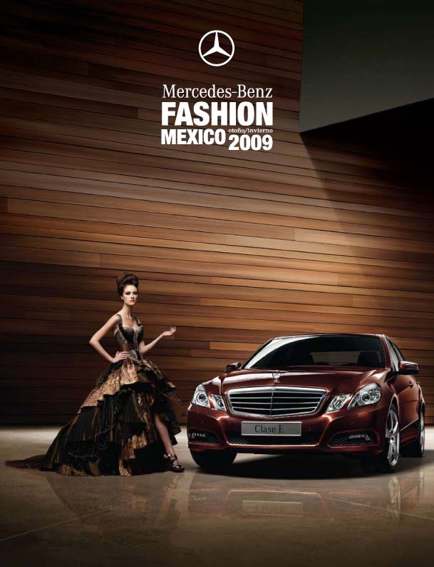 Mercedes Benz Fashion México otoño/invierno 2009